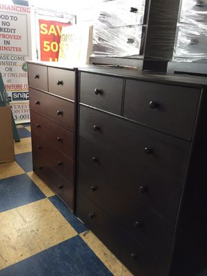 6 drawers chests dresser any colors new jumbo-40W-20D-50H for Sale in Norwalk, CA