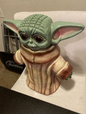 Baby Yoda Collectible for Sale in Long Beach, CA