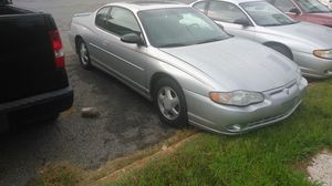 2001 SS CHEVY MONTE CARLO for Sale in Madison Heights, VA