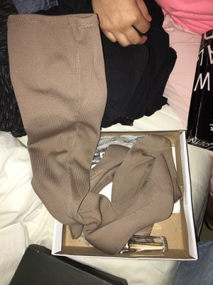 Wild diva high thigh boots for Sale in Mansfield, TX