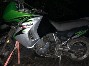 Kawasaki 650 clean trade for a dirt bike or four wheeler for Sale in Orange, VA