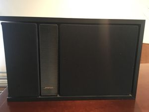 Vintage Bose Speaker 301 Music Monitor for Sale in Houston, TX