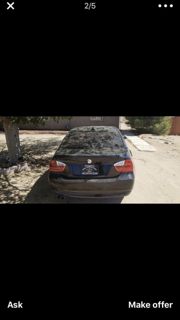 Bmw part out 2008 3 series 330i 335i 328i e90 e92