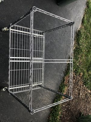 Rolling folder cart for Sale in Leesburg, VA