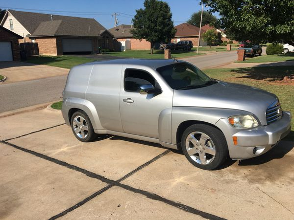 08 Chevy Hhr panel for Sale in Oklahoma City, OK - OfferUp