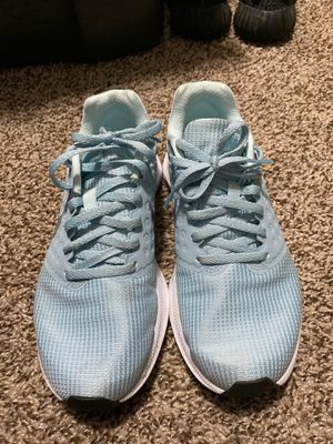 Nike women running shoes size 7.5 for Sale in Fayetteville, NC
