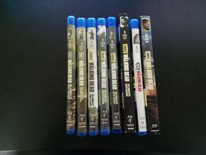 The Walking Dead Seasons 1-8 Bluray for Sale in Westminster, CO
