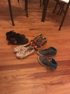 Free! Sizes 4, 3, and 2.5 kids for Sale in Jamestown, NC