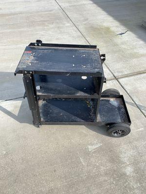 Welder Cart. for Sale in Livingston, CA