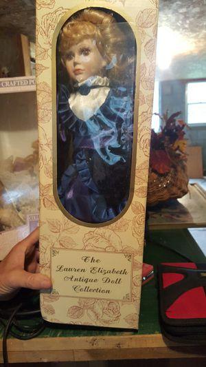 Antique porcelain doll for Sale in Greer, SC