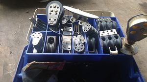 Sailboat pulleys for Sale in Elkins, WV
