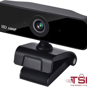 1080P Auto-Focus Webcam with Noise-Cancelling Microphone - Plug & Play for Sale in Olympia, WA