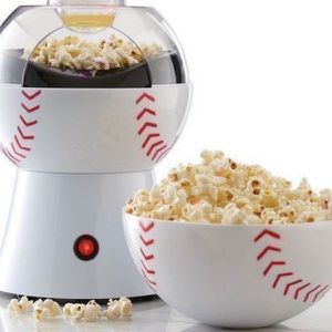 Brentwood Hot Air Popcorn Maker Baseball Maquina para Hacer Cotufas Palomitas de Maíz Aire Caliente PC-485 for Sale in Hialeah, FL