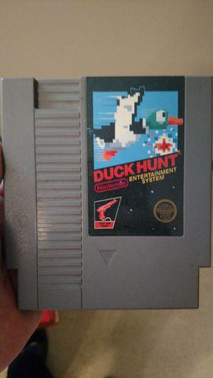 Duck hunt nes for Sale in Appomattox, VA