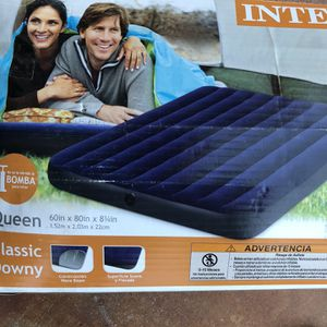 Queen size Air Mattress for Sale in Las Vegas, NV