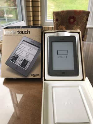 Kindle Touch for Sale in West Mifflin, PA
