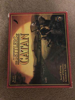 Board games: Settlers of Catan, Monopoly for Sale in Seattle, WA