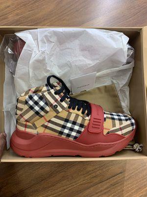 Burberry Men Sneakers for Sale in Atlanta, GA