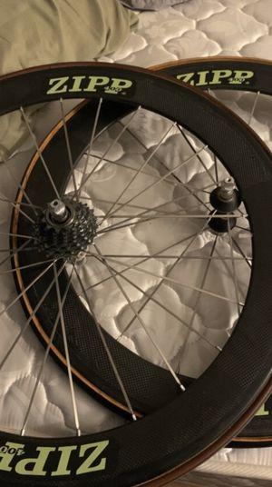 Zipp 400 bicycle wheels for Sale in Santa Ana, CA