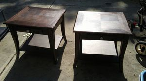 Matching end tables for Sale in Columbus, OH