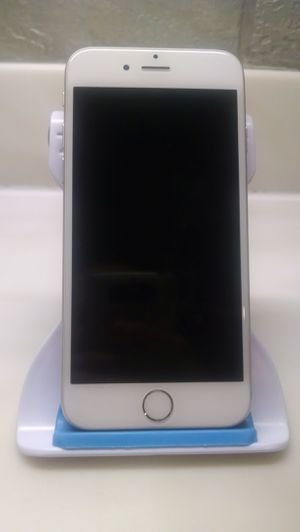 iPhone 6 16gb NOT A PLUS Unclocked Excellent Silver Tmobile Att MetroPcs Verizon Sprint Cricket Boost Simple/Ultra Mexico Asia Central America Europe for Sale in Dyer, IN