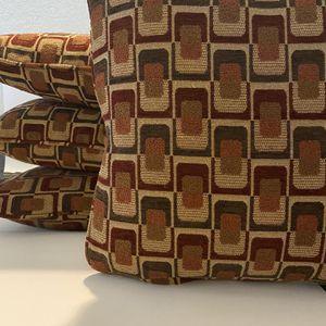 Mid Century Modern Throw Pillows for Sale in Glendale, AZ