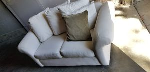 Clean white couch! for Sale in Richmond, CA