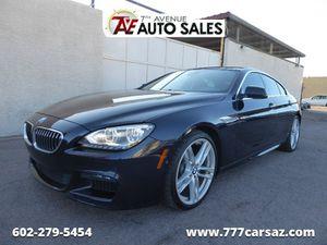 2013 BMW 6 Series for Sale in Phoenix, AZ