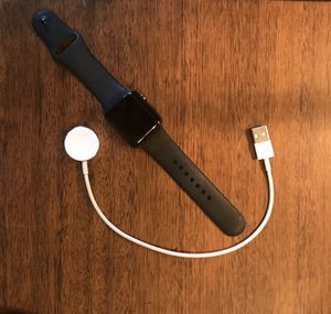 Series 2 Apple Watch - 38mm - comes with box for Sale in San Antonio, TX