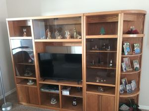 Entertainment Center, 3 pieces for Sale in Clermont, FL