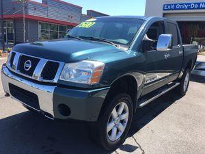 Nissan Titan for Sale in Auburn, WA