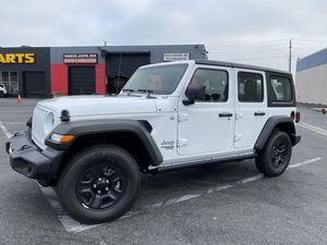 2020 Jeep Wrangler take off parts for Sale in Glendale, CA