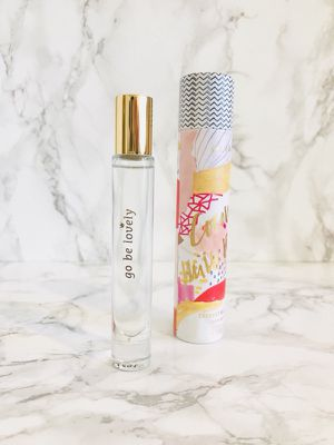 Anthropologie Rollerball Perfume Go Be Lovely Mango Coconut for Sale in Seattle, WA
