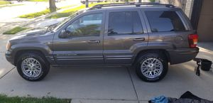 2004 Jeep Grand Cherokee Limited 4x4 for Sale in Melrose Park, IL