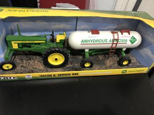 John Deere tractor with tank for Sale in Los Angeles, CA