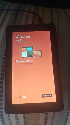 Amazon Kindle Fire 5th gen 7 for Sale in Byrnes Mill, MO