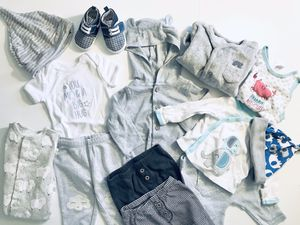 Beautiful Boy clothes newborn 0 3 6 9 12 18 24 months 2T Baby toddler 🧸 for Sale in San Diego, CA