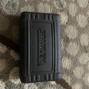 STANLEY 1/4 Ratchet And Socket Set for Sale in Parsippany-Troy Hills, NJ
