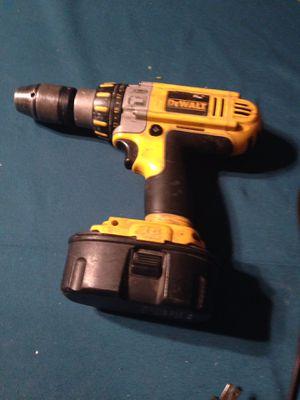 18 volt hammer drill for Sale in Las Vegas, NV