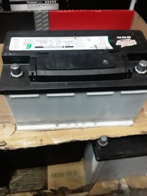 Mercedes Benz BMW and dodge charger battery for Sale in Los Angeles, CA