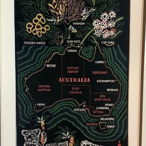 Velvet Scroll 📜 Australia 🇦🇺(Westpac '04') for Sale in Santa Ana, CA