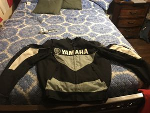 Yamaha Motorcycle Jacket for Sale in Garland, TX