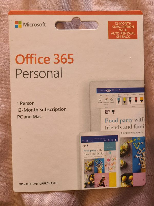Office 365 (Personal)