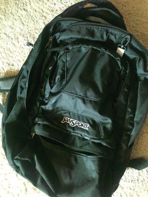 Jansport hiking/traveling/camping backpack 3 big pockets for Sale in Fort Lauderdale, FL