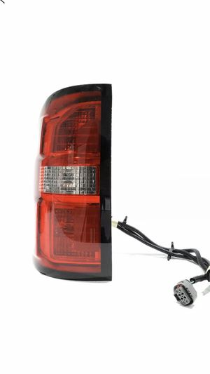 OEM Tail Light Lamp Assembly Left Driver 2014-2016 GMC Sierra 23141276 Genuine GM Parts for Sale in Fort Worth, TX