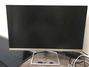 27 inch HP 1080p IPS monitor hp27f for Sale in Bloomington, IL