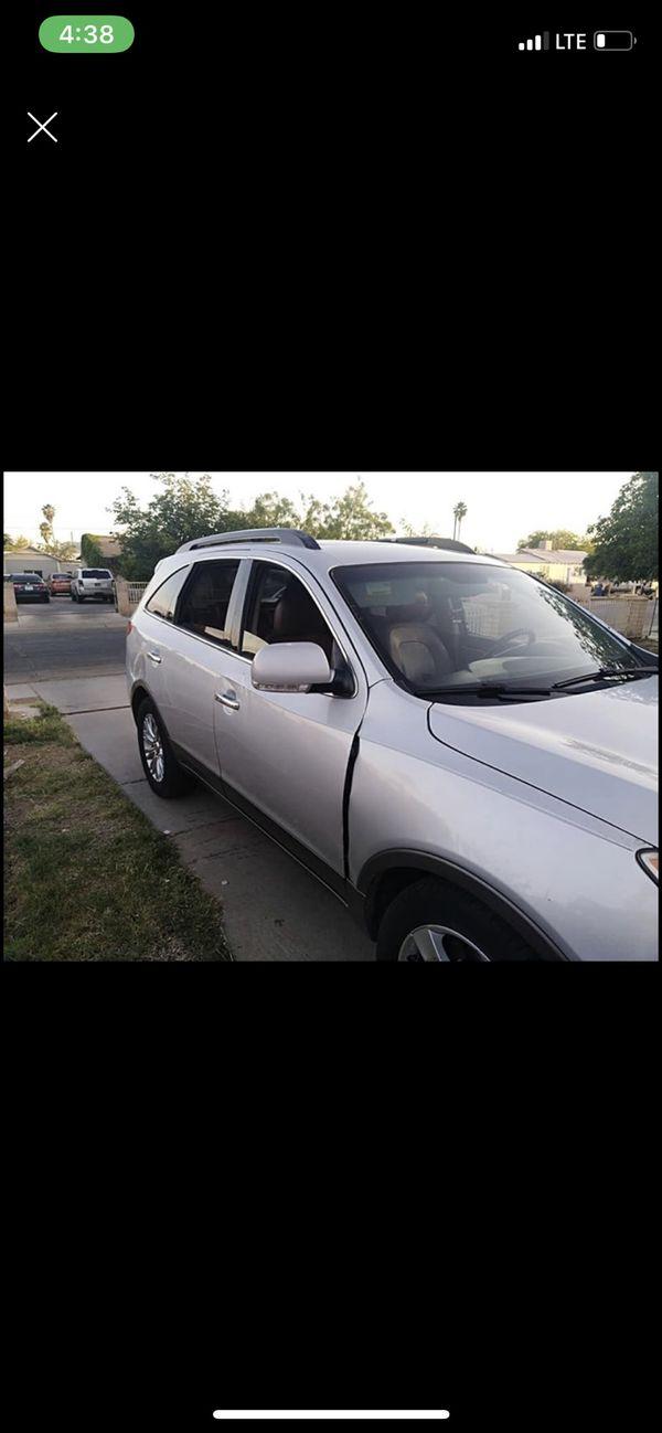 2008 Hyundai Veracruz parting out