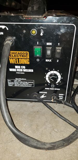 220v wire feed welder for Sale in Salida, CA