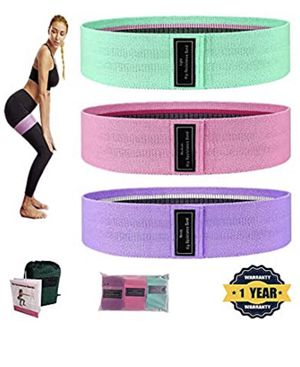 Hello Booty Bands 3 Resistance Bands for Sale in Gilbert, AZ