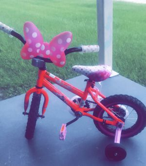 Toddler Minnie Mouse bike for Sale in Bartow, FL